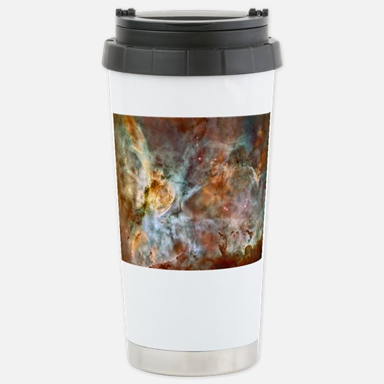Carina Nebula Starbirth Stainless Steel Travel Mug