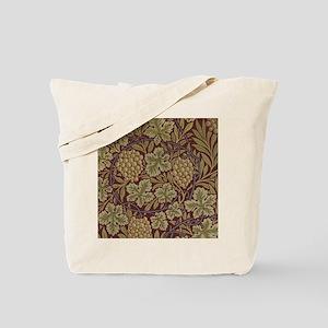 William Morris Grape Vine Wallpaper Tote Bag