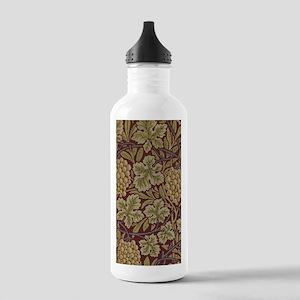 William Morris Grape V Stainless Water Bottle 1.0L