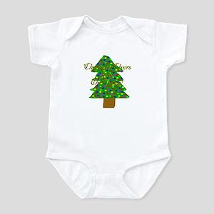Christmas Cheers_Triplets Infant Bodysuit