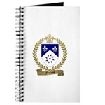 FONTAINE Family Crest Journal
