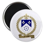 FONTAINE Family Crest Magnet