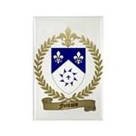 FONTAINE Family Crest Rectangle Magnet (10 pack)