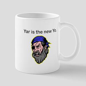 Yar is the new Yo Mug