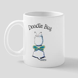 Doodle Bug Westie Mug
