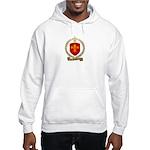 FLEURY Family Crest Hooded Sweatshirt