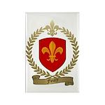 FLEURY Family Crest Rectangle Magnet (10 pack)
