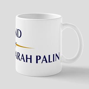 BEND supports Sarah Palin Mug