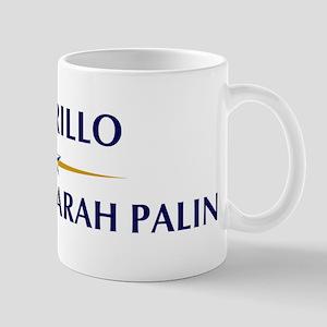 AMARILLO supports Sarah Palin Mug