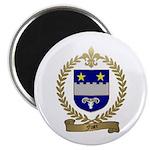 FISET Family Crest Magnet