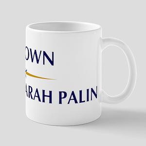 BAYTOWN supports Sarah Palin Mug