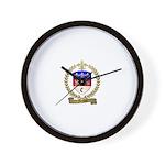 FERRAND Family Crest Wall Clock