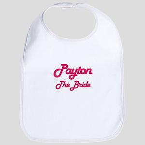 Payton - The Bride Bib