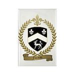 FAVREAU Family Crest Rectangle Magnet