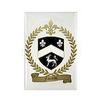 FAVREAU Family Crest Rectangle Magnet (10 pack)