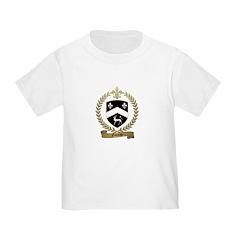 FAVREAU Family Crest T