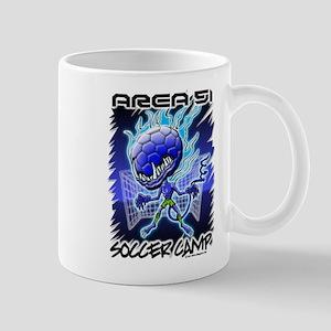 Area 51 Goalie Soccer Camp Mug