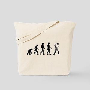 Evolve Rock Star Evolution Tote Bag