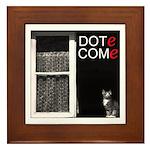 DOTeCOMe Circus - Framed Tile