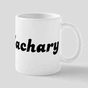 Mrs. Zachary Mug