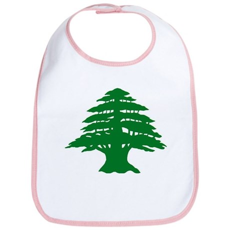 Cedar Tree of Lebanon Bib