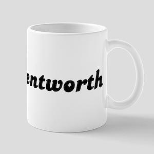 Mrs. Wentworth Mug