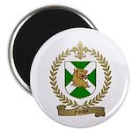 FAVAUX Family Crest Magnet