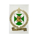 FAVAUX Family Crest Rectangle Magnet