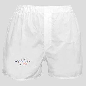 Amsa name molecule Boxer Shorts