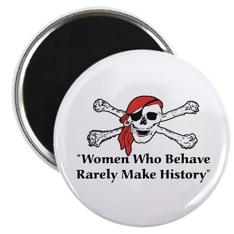 Women who behave... Magnets