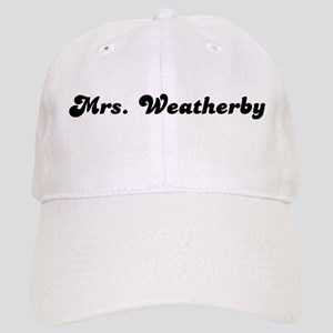 Mrs. Weatherby Cap