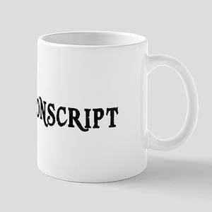 Ogre Conscript Mug