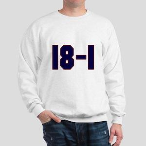 18 and 1 Sweatshirt