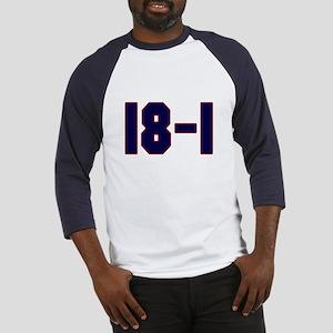 18 and 1 Baseball Jersey