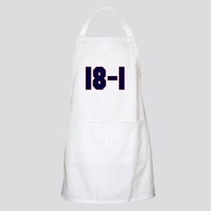 18 and 1 BBQ Apron