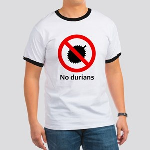 No Durian Ringer T