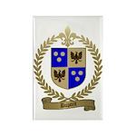 DUPONT Family Crest Rectangle Magnet