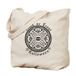 Vintage Trick or Treat Reusable Tote Bag