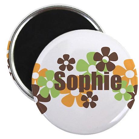 """Sophie 2.25"""" Magnet (100 pack)"""