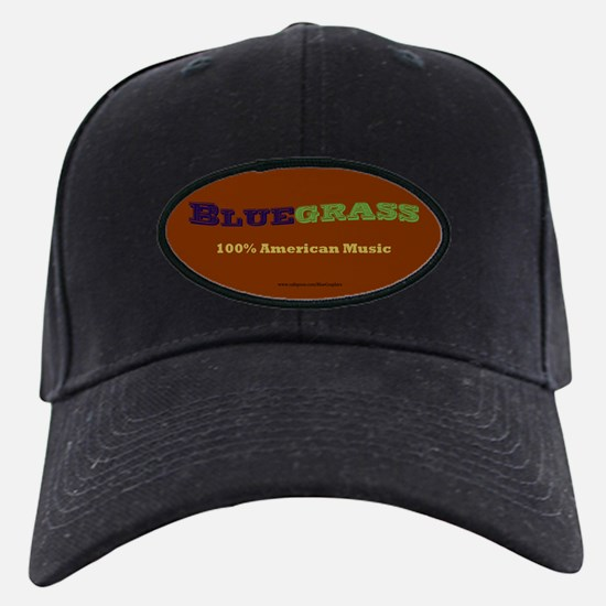 Bluegrass - 100% American Music Baseball Hat