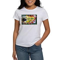 A Bountiful Thanksgiving Women's T-Shirt