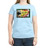 A Bountiful Thanksgiving Women's Light T-Shirt
