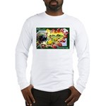 A Bountiful Thanksgiving Long Sleeve T-Shirt