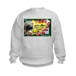 A Bountiful Thanksgiving Kids Sweatshirt