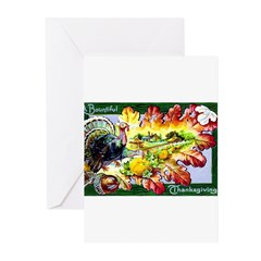 A Bountiful Thanksgiving Greeting Cards (Pk of 20)