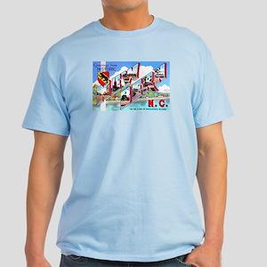 New Bern North Carolina Light T-Shirt