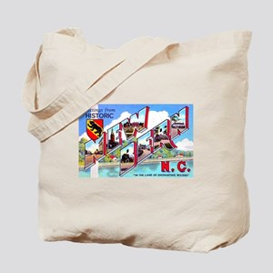 New Bern North Carolina Tote Bag