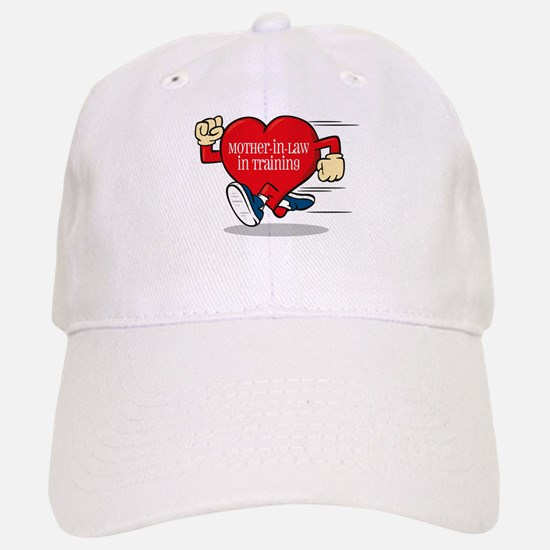 Mother-In-Law In Training Baseball Baseball Cap