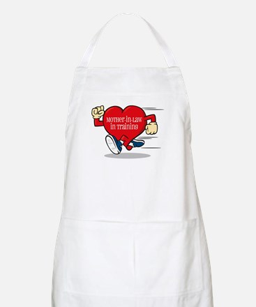 Mother-In-Law In Training BBQ Apron