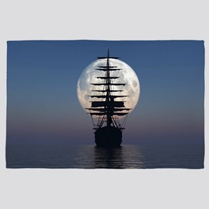 Ship Sailing In The Night 4' x 6' Rug